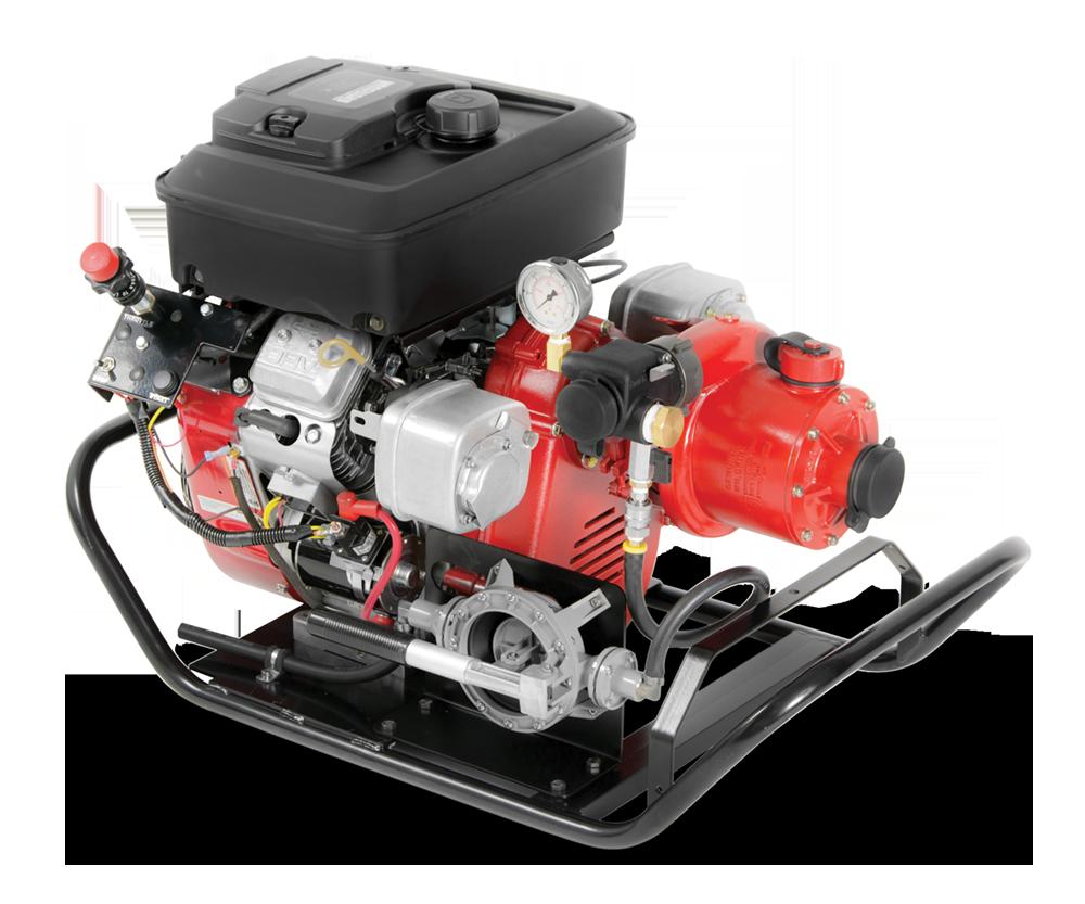 BB-4® High-Pressure Fire Pump